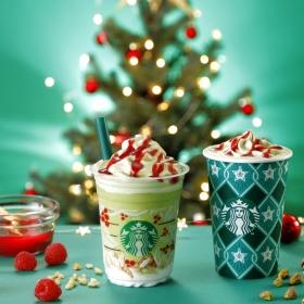 [Starbucks new item] The holiday season third♪