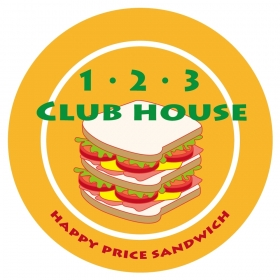 "Thursday, May 7 ""1.2.3 CLUB HOUSE"" NEW OPEN"